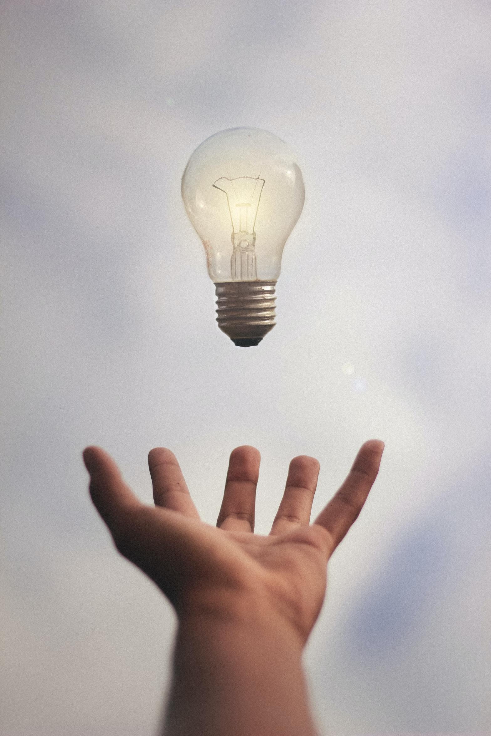 Uma importante habilidade profissional, a criatividade não é dom ou fruto de talento
