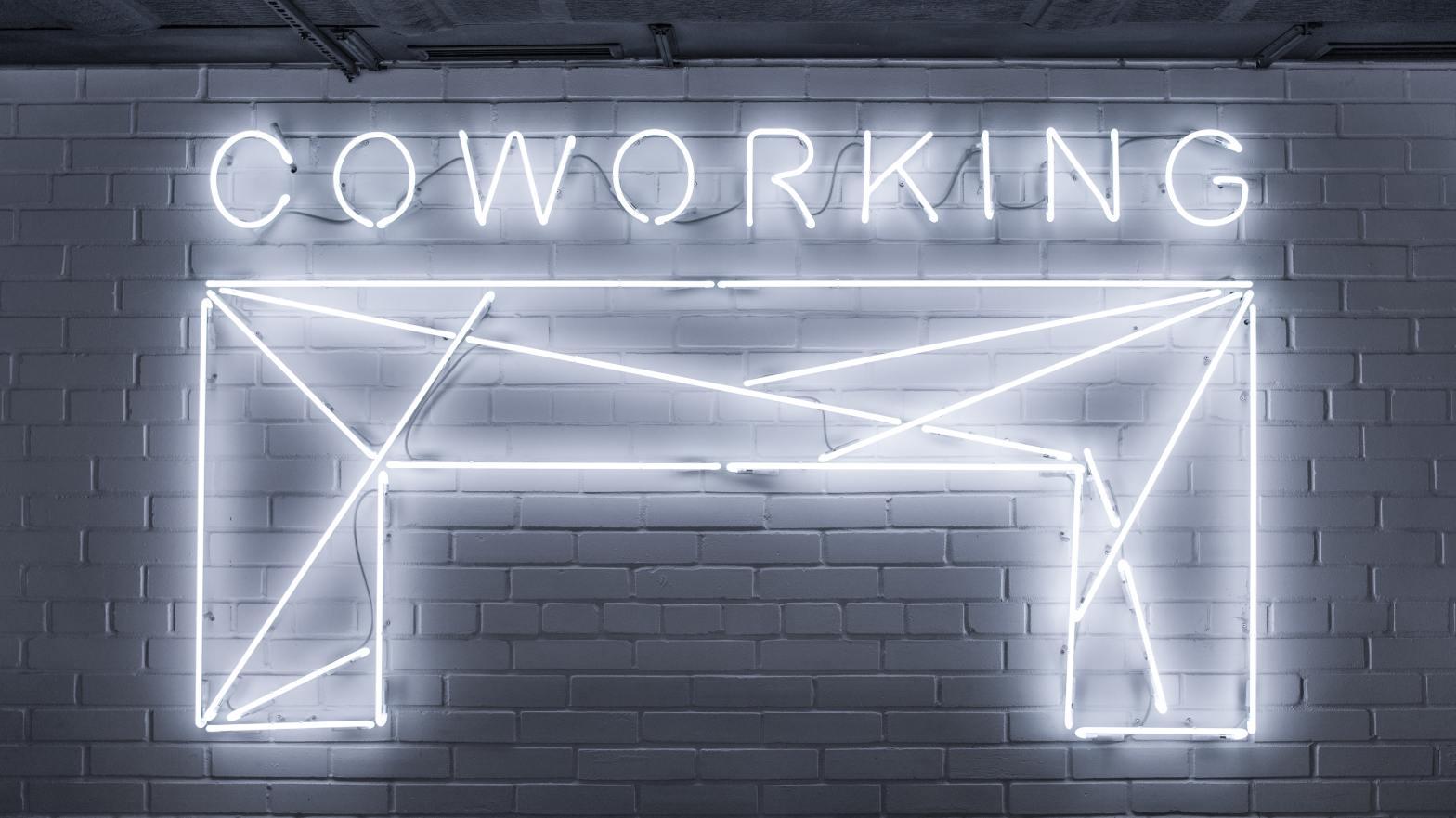 Mercado de trabalho Você conhece o coworking